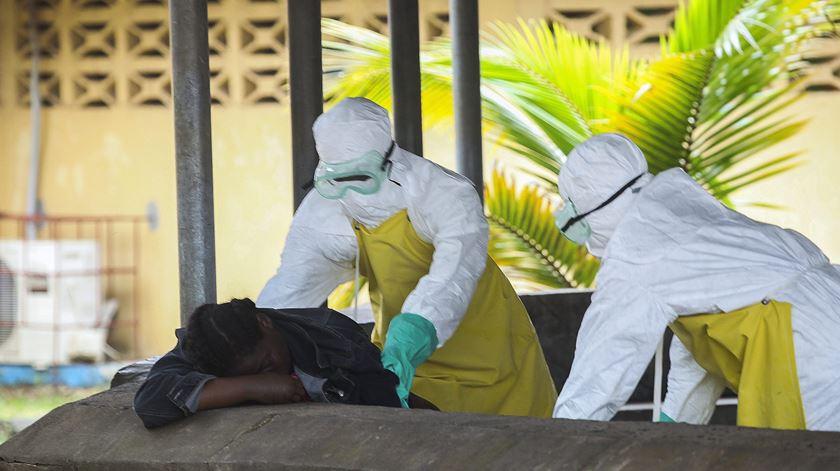 Ébola já matou mais de mil pessoas no Congo