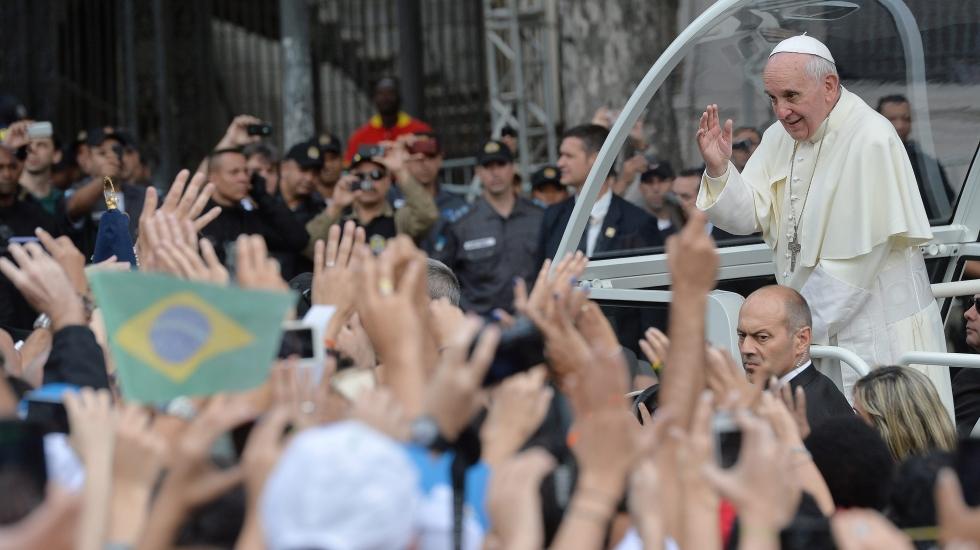 """Papa rejeita """"cristãos de laboratório"""" que vivam a fé sem a Igreja"""