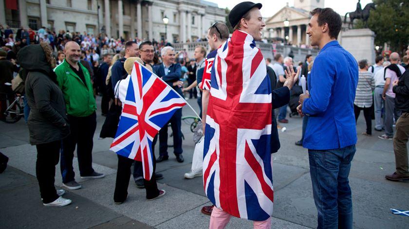 Boris Johnson rejeita mais referendos sobre a independência da Escócia