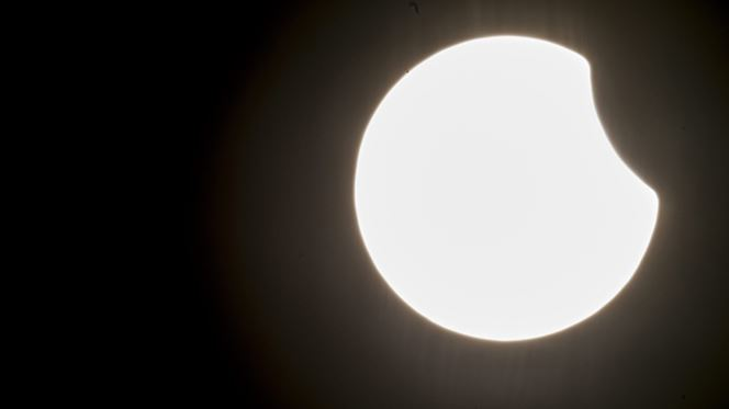 Veja em directo o eclipse do sol