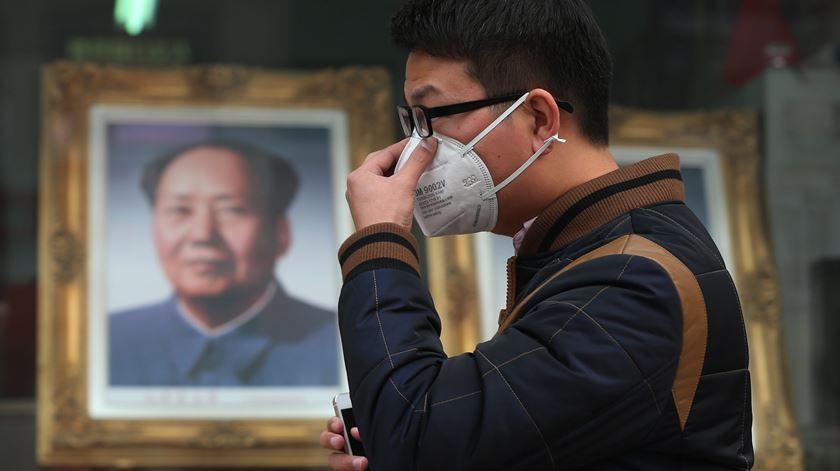 Foto: Wu Hong/EPA