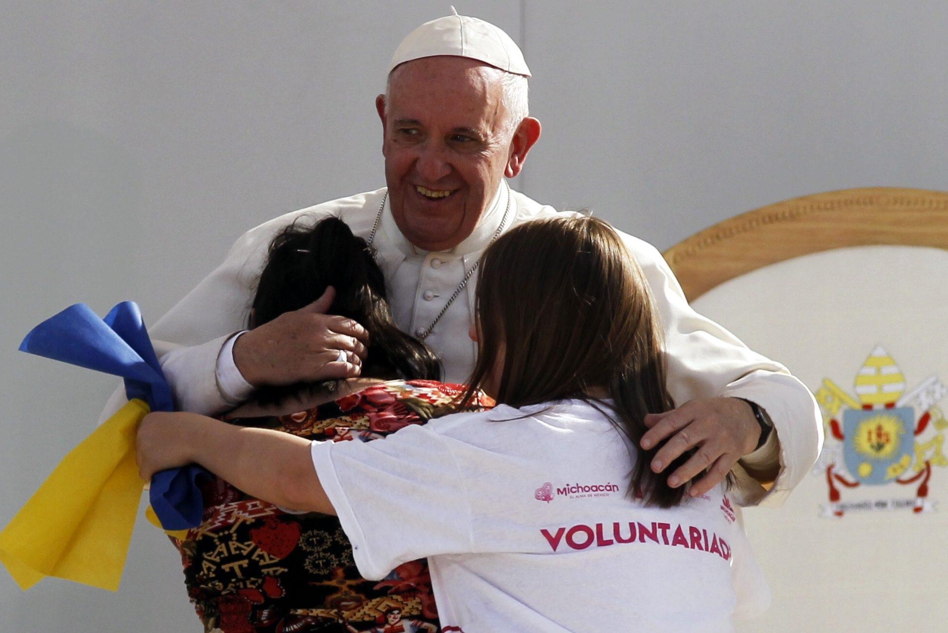 Três Verdades Do Papa Para Os Jovens Deus Ama Te Cristo Salva