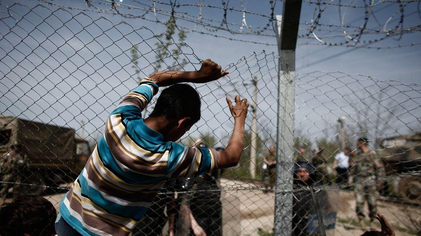 A Europa dos muros - Reportagem de Inês Rocha - 20/05/2019