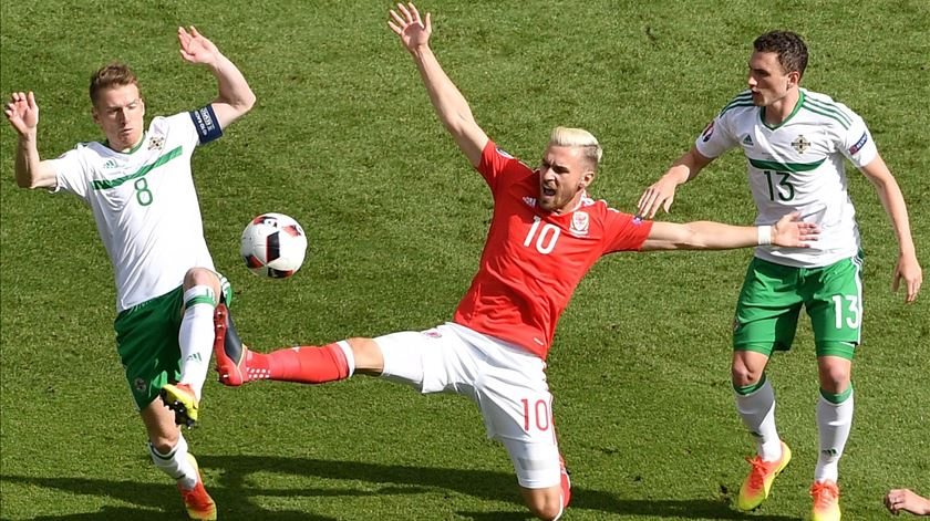 País de Gales vence Hungria e qualifica-se para o Euro 2020