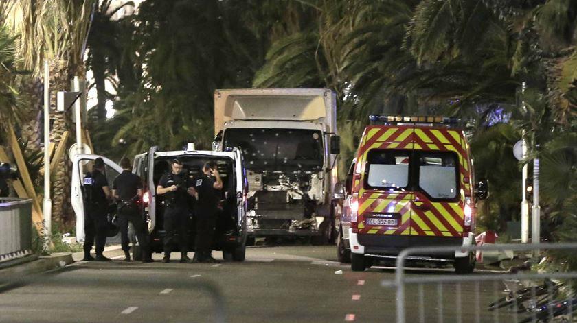O atentado de Nice na voz de portugueses a viver no local