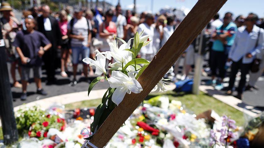 Fogo-de-artifício, tragédia e o dia seguinte. O relato de um português em Nice