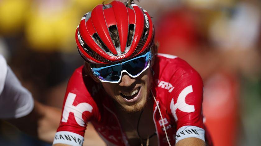 Zakarin vence primeira etapa alpina e Polanc mantém liderança no Giro