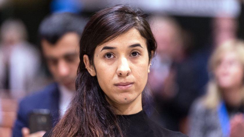Nadia Murad, a jovem escravizada pelo Estado Islâmico que confrontou líderes mundiais