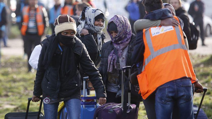 Alemanha anuncia acordo com Grécia para regresso de migrantes