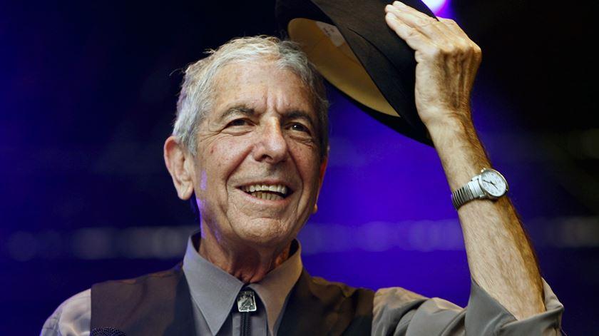 Álbum póstumo com músicas novas de Leonard Cohen sai em novembro