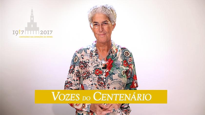"""Aura Miguel: """"Fátima tem um grande impacto a nível mundial e a nível da história da Igreja"""""""
