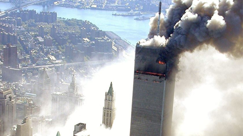 Mais de três mil crianças perderam um dos pais no 11 de setembro
