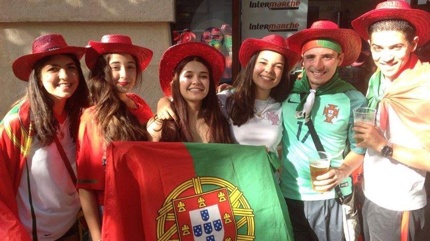 Sinta as emoções dos portugueses nestes dias de vitória do Euro 2016