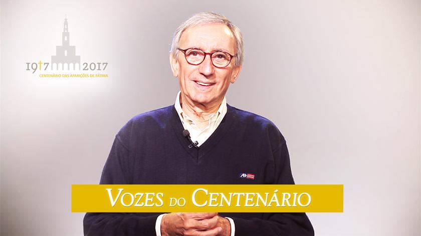"""Júlio Isidro: """"Fátima é a interioridade, a esperança e a paz"""""""