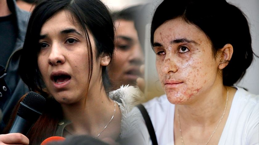 De escravas sexuais a activistas. A história das vencedoras do prémio Sakharov