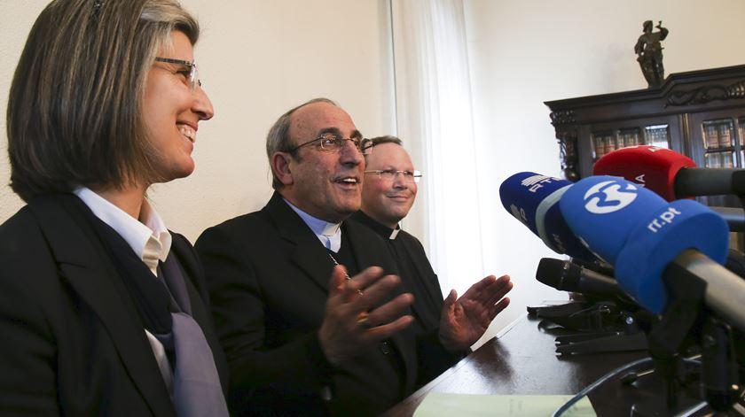 """Bispo de Leiria-Fátima recebe notícia com """"uma indescritível alegria"""""""