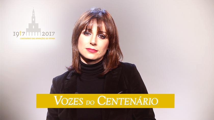"""Katia Guerreiro: """"Fátima é um dos maiores exemplos do catolicismo português"""""""