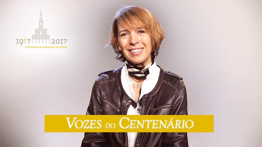 """Margarida Pinto Correia: """"Fátima é o local, o momento, a crença profunda de um colo maior"""""""