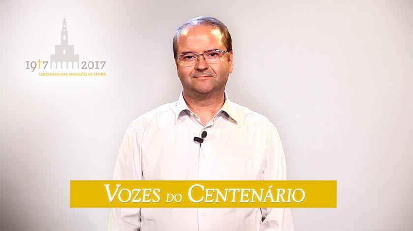 """Pedro Gil: """"Fátima fala de nós próprios"""""""