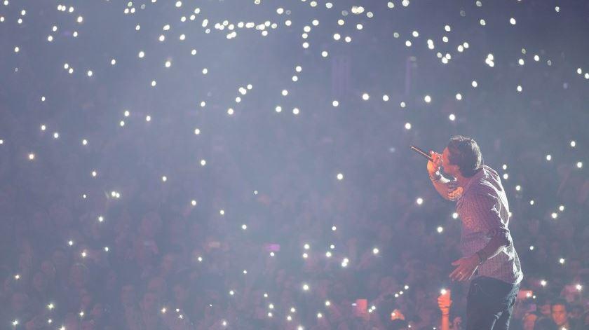 85 mil para ver D.A.M.A, Ivete e Maroon 5 no Rock in Rio