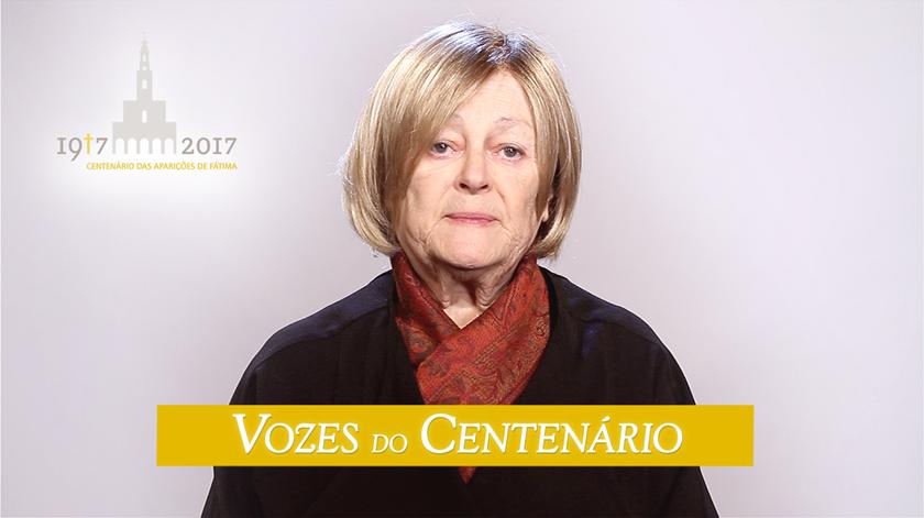 """Clara Meneres: """"O Santuário de Fátima é um espaço escolhido por Deus"""""""