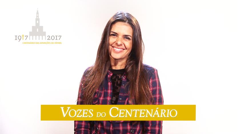"""Cuca Roseta: """"Fátima é o cantinho sagrado que temos em Portugal"""""""