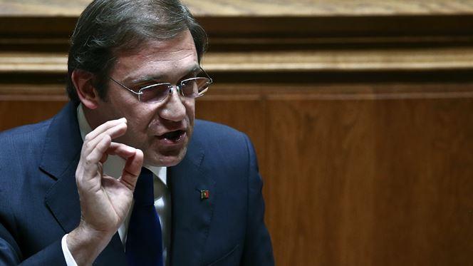 Passos Coelho contra conferência europeia para renegociar dívidas