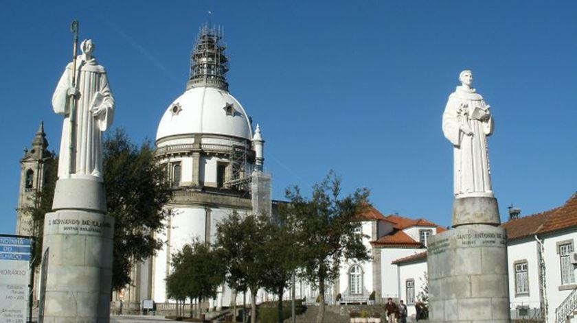 O caminho liga o Sameiro, em Braga, a Muxia, na Galiza. Foto: DR