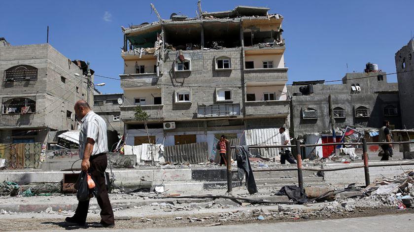 Covid-19. Gaza é o único ponto do Médio Oriente livre de coronavírus até agora
