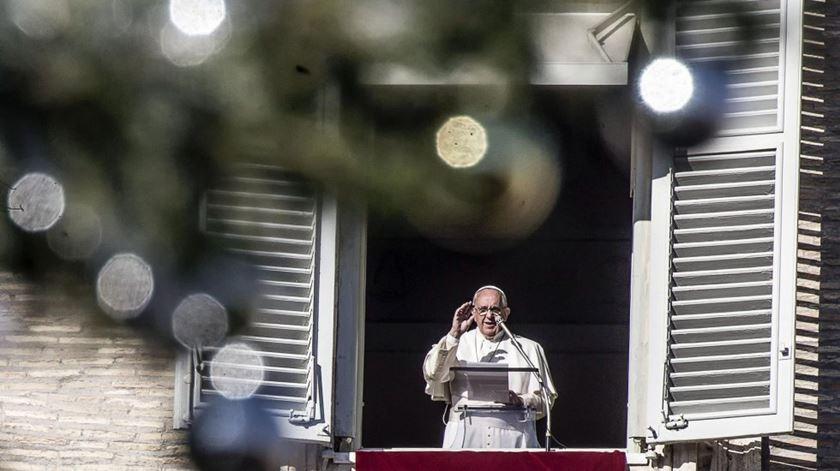 Papa apela à vigilância em tempo de Advento