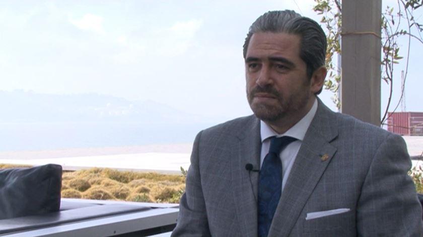 """Emanuel Medeiros: """"Adiamento do Euro 2020 está em cima da mesa"""""""