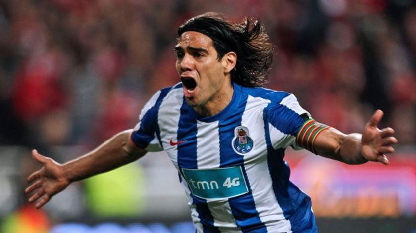 Falcao na mira do FC Porto