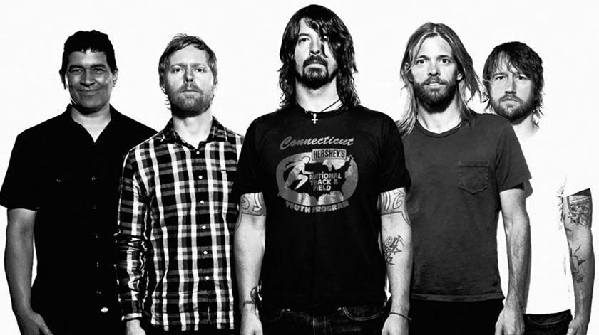Foo Fighters, The National e Liam Gallagher confirmados no Rock in Rio Lisboa 2021