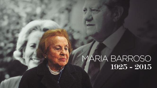 Maria Barroso. Uma vida dedicada à defesa dos direitos humanos
