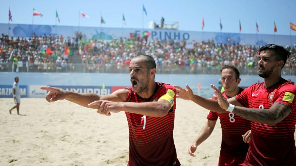 4c5daf4a73 Futebol de praia. Madjer volta a ser melhor do mundo - Renascença