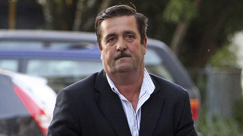 Manuel Godinho condenado a quatro anos de pena suspensa por branqueamento de capitais