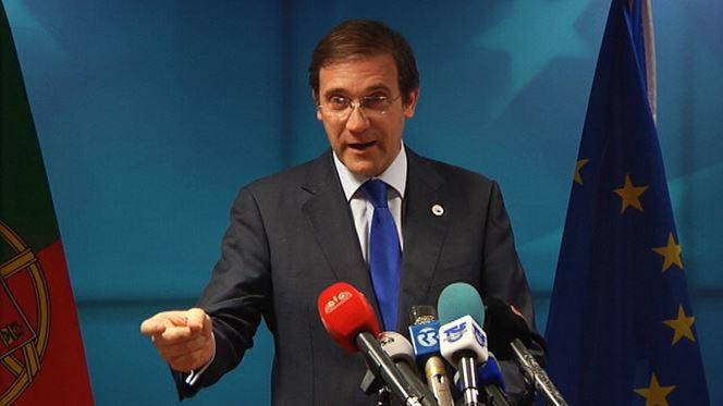 Passos reclama autoria da ideia que desbloqueou acordo para Grécia