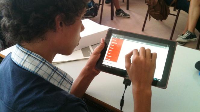 """""""Tablet"""" substitui manuais escolares no Alentejo"""