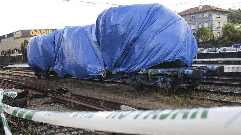 Galiza. Concluído processo de identificação do corpo do maquinista