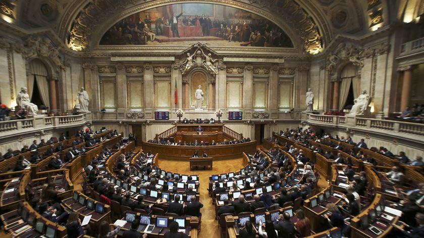 Dia de nomeações para cargos externos do Parlamento. Foto: António Cotrim/Lusa