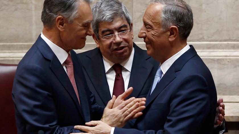 """Marcelo Presidente quer """"cicatrizar feridas"""" e """"recriar convergências"""""""