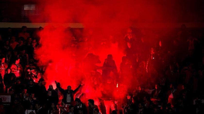 PSP desmente ter manipulado informação sobre material apreendido num Benfica-FC Porto