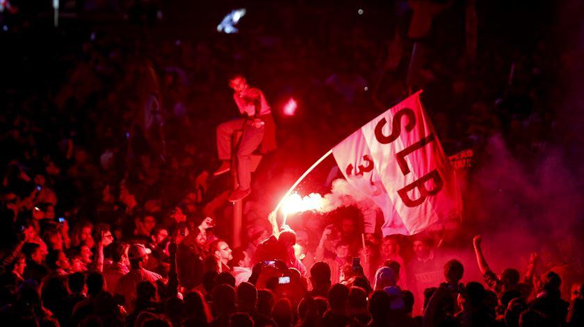 """Benfica pediu dados pessoais de """"bloggers"""" à Google"""