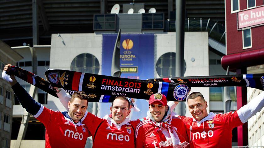 Benfica é cabeça de série no sorteio da Liga Europa