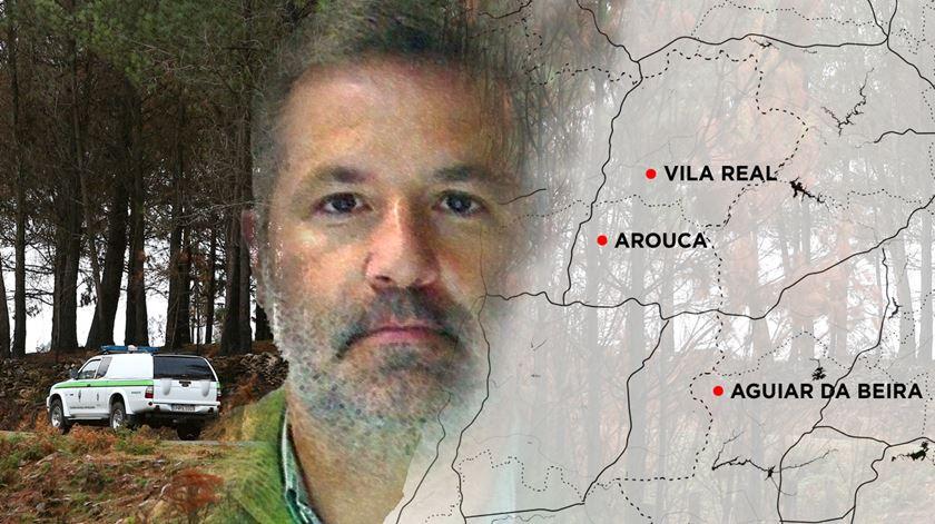 Pedro Dias entrega-se à polícia. 28 dias de fuga em 270 segundos