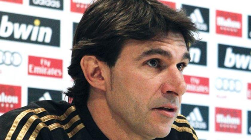 Karanka foi adjunto de Mourinho no Real Madrid. Foto: DR