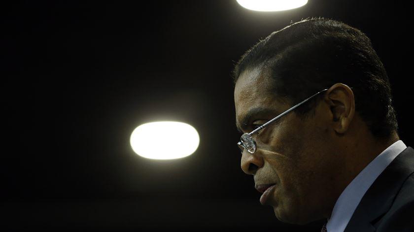 Álvaro Sobrinho é o dono da Holdimo. Foto: Tiago Petinga/Lusa