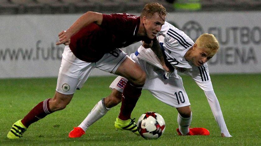 Letónia joga em Portugal a 13 de Novembro, no estádio do Algarve