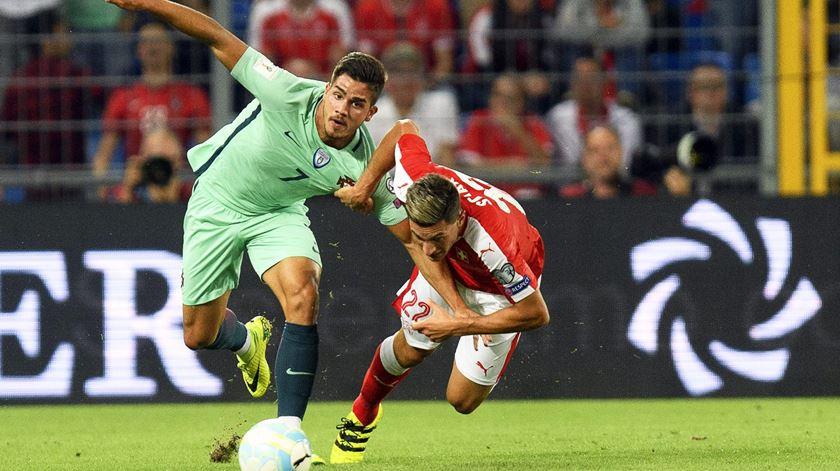 Portugal disputa acesso à final da Liga das Nações com a Suíça