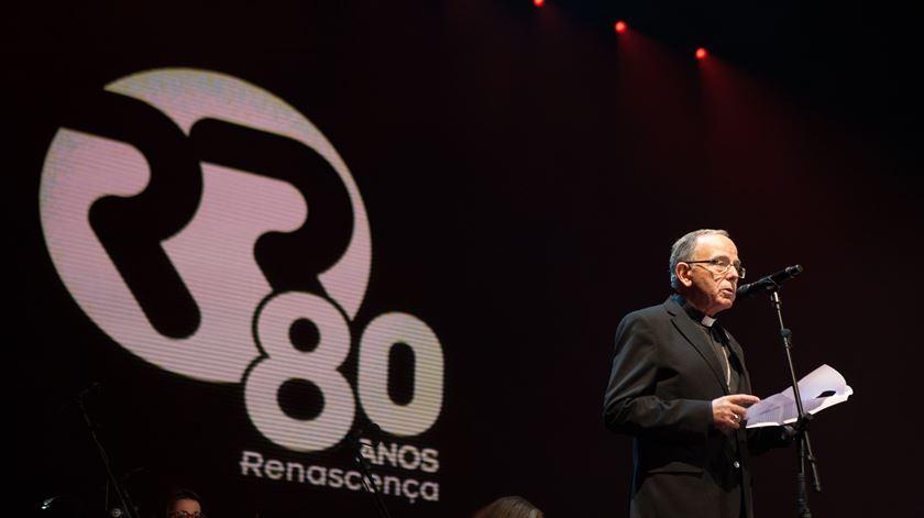 """""""Parabéns à Renascença"""". A mensagem de D.Manuel Clemente nos 80 anos da Renascença"""